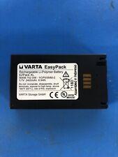 VARTA EasyPack Rechargeable Li-polymer Battery   3.7V 2400mAH 8.9Wh   EZPack XL