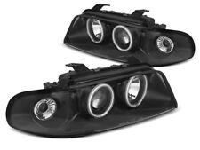 audi a4 sedan wagon 1994 1995 1996 1997 1998 lpaud7 headlights halo rims ccfl