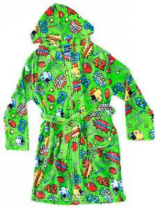 Prince of Sleep Fleece Robe / Robes for Boys