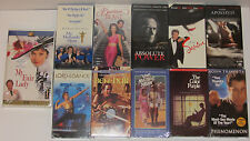 Lot of 11 NEW Sealed VHS Movies My Fair Lady Ben-Hur Lord of the Dance Music Man