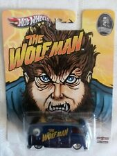 Hot wheels The Wolfman WORLD VW VOLKSWAGEN T1 Real Ruber Tyre