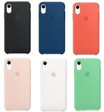 Custodia Cover Case In Silicone Per Apple iPhone XR + Colori Disponibili