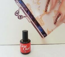 1/2oz LINE-OUT  Erase Fill & Repair Lines for Acrylic Gel Wrap NAILS 15ml