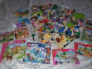 2kg+ Lego Bundle▪️Friends elves sets bundle job lot includes instructions l@@k