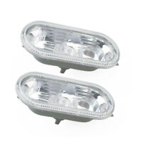 Feu Neuf Marquage Latéral 2 X Clignotant Lampe pour VW 99-05 Golf Jetta MK4