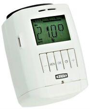 Xavax Heizkörper Thermostat, Heizkörperregler Digital - NEU (Versandrabatt)