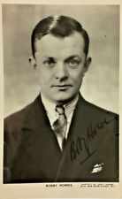 More details for bobby howes actor signed real photo postcard rppc unposted