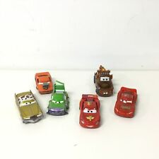 6 x Die Cast Car Toys by Mattel 1:55, Disney Pixar #323