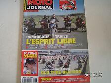 ** Moto Journal n°1426 Aprilia Pegaso Cube / Kawasaki KLE 500 / Suzuki Freewind