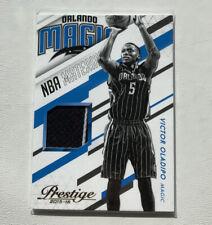 2015-16 Prestige Nba Materials Victor Oledipo Game Worn Jersey Basketball Card
