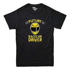 Future Racecar Driver - Track Speed Car Checkered Flag Youth T-shirt