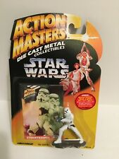 STORMTROOPER ACTION MASTERS STAR WARS DIE CAST FIGURE  NEW SEALED