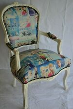 LOUIS XV ARM CHAIR FRENCH STYLE CHAIR FURNITURE  FROZEN