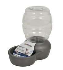 Replendish Waterer with Microban for Dogs Cat & Pets - 2-1/2 Gallon