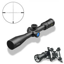 DISCOVERY VT-T 6-24X50SFVF Side Parallax Hunting Rifle Scope +Cellphone Adapter