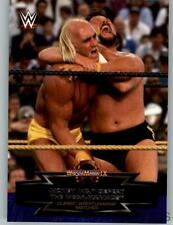2015 WWE Road to Wrestlemania Classic Matches #6 Ted Dibase Hulk Hogan