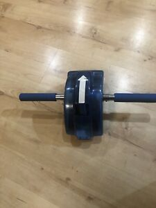 Abdominal Exercise Roller For Fitness Used