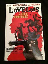 LOVELESS Vol. 1: A KIN OF HOMECOMING Trade Paperback
