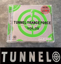 2CD TUNNEL TRANCE FORCE VOL. 20