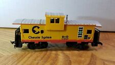 T8 HO SCALE TRAIN Chessie C&O 3969 Yellow and Black Horn Hook