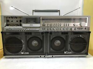 Sharp GF- 777Z Stereo Boombox Stereo Cassette
