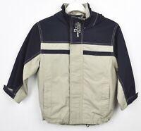 TIMBERLAND Kids Age 5 Coat 110 cm Outside Hooded Hiking Jacket Boys Girls Top