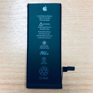 Original iPhone 6 Battery Genuine 1810 mAh Capacity Health 100%