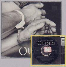 """GEORGE MICHAEL """" THE MIXES (OUTSIDES) """" CD's SIGILLATO PERFETTO 1998 3 TRACCE"""