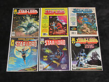 1976 MARVEL PREVIEW 4 11 14 15 18 1ST STAR-LORD MARVEL COMICS SUPER SPECIAL 10 7