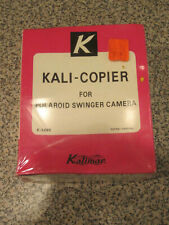 New Sealed Kalimar Kali-Copier For Polaroid Swinger Camera Makes Copy Prints