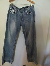 Affliction Men's Cooper Jeans 36L  36 x 33 New