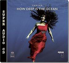 Yamina - How Deep Is the Ocean [New SACD] Hybrid SACD
