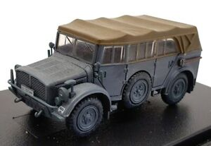 Hobby Master 1/72 Scale Model Truck HG4502 - German Horch Type 1a