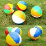 1pcs plage piscine ballon gonflable air stress eau jouet éducat9K