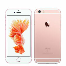 Apple iPhone 6s 64GB iOS WiFi Rose Gold (Unlocked) A1633 (CDMA + GSM) Smartphone