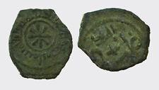 PALERMO - GUGLIELMO I 1154-1166 -AE/ KHARRUBA   MOLTO RARA !