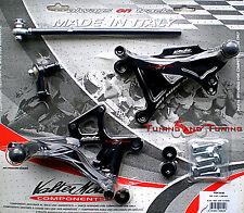 PEDANE VALTERMOTO TIPO 1 PER KAWASAKI ZX-6R ZX6R 600 2003 03 2004 04  (PEK19)