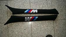 BMW E36  ///M A Säulenverkleidungen schwarz Limo/touring/Compact