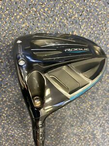 Left Handed Callaway Rogue Driver 10.5 Degrees