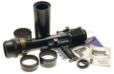 Novoflex Noflexar 1:5.6 f=400mm 1:8 600mm Follow Focus Lens Bellows Oma Adapter