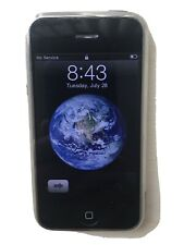 Apple iPhone 1st Generation - 8GB - Black (AT&T) A1203 (GSM)