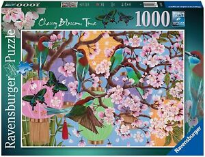 Jigsaw Puzzle - CHERRY BLOSSOM TIME - 1000 Pieces