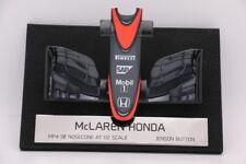 Amalgam 1:12 McLaren MP4/30 Button 2015 Nosecone Nez et aileron F1 Nose Cone!