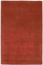 Rectangle Indian Traditional-Persian/Oriental Rugs