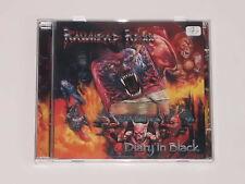 Rawhead Rexx-Diary In Black-CD