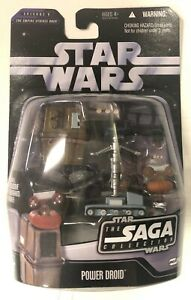 POWER DROID SAGA Collection 2006 Star Wars Figure Gonk Droid