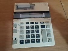 CITIZEN CX-70 Vintage ELECTRONIC PRINTING CALCULATOR - Calcolatrice FUNZIONANTE