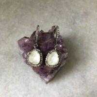 Chloe + Isabel Dangle Drop Delicate Rhinestone Earrings
