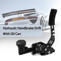 Hydraulic Handbrake Drift Gear Lever With Oil Can Tank Hydro E-Brake Racing Car