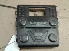 Radio Control Panel 15 2015 Ford Fusion ES7T-18E243-KE